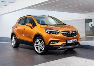 Opel Mokka X 01