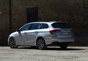 Fiat Tipo Test 18