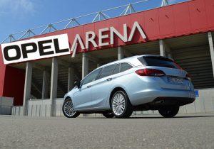 Opel Rücken Titel