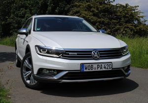 VW Passat Alltrack 07