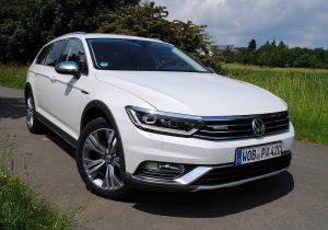 VW Passat Alltrack 09