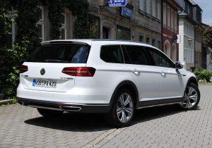VW Passat Alltrack 13