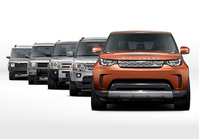 Land Rover Discovery 03
