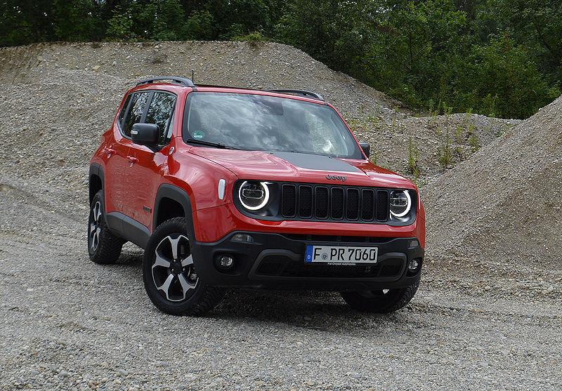 Jeep Renegade My 2020 Auto Reise Creative
